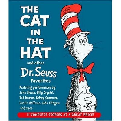 Dr.Seuss die Katze Im Hut 2 Compact Discs 15.2cm By 12.7cm