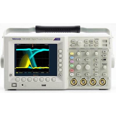 Tektronix Tds3014c 100 Mhz 4-channel Digital Phosphor Oscilloscope