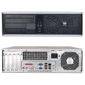 Compaq DC5750 Dual Core (Small Form Factor) Win7x64 PC