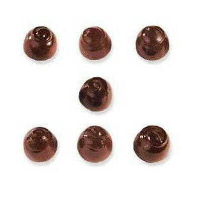 Polycarbonate Chocolate Mold Assorted Domes 32mm x 23mm High, 28 Cavities 23 Chocolate Mold