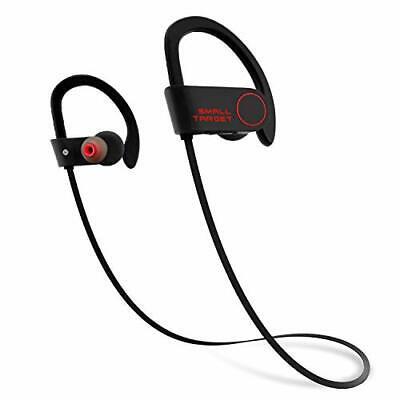 Best Wireless Sports Earphones with Mic IPX7 Waterproof Stable Fit in Ear (Best Fitting In Ear Headphones)