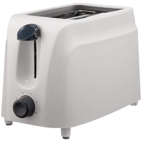 BRAND NEW Brentwood Appliances TS-260W 2-Slice Cool Touch To
