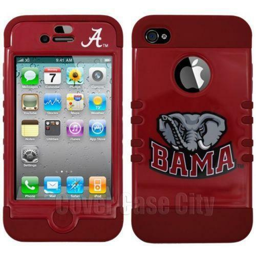 ebay iphone 4 case alabama crimson tide iphone 4 ebay 14038