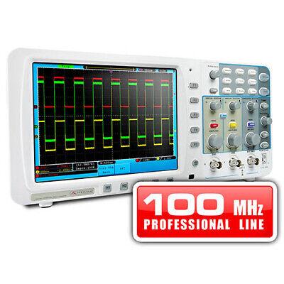 Promax Od-610 100 Mhz 1 Gss Digital Storage Oscilloscope