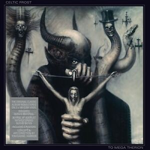 Celtic Frost - To Mega Therion [New Vinyl LP] UK - Import