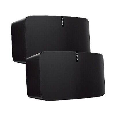 Sonos Play:5 -Pair- Ultimate Wireless Smart Speaker for Streaming Music (Black)