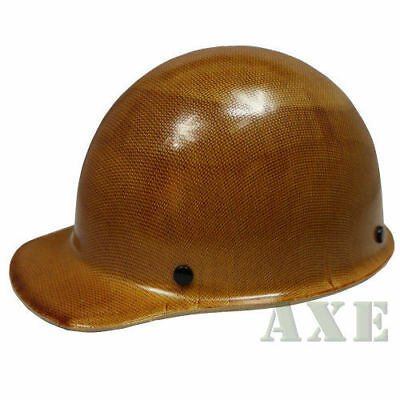 Msa Skullgard Cap - MSA Safety 475395 Skullgard Cap Hard Hat with Fast Track Ratchet Suspension