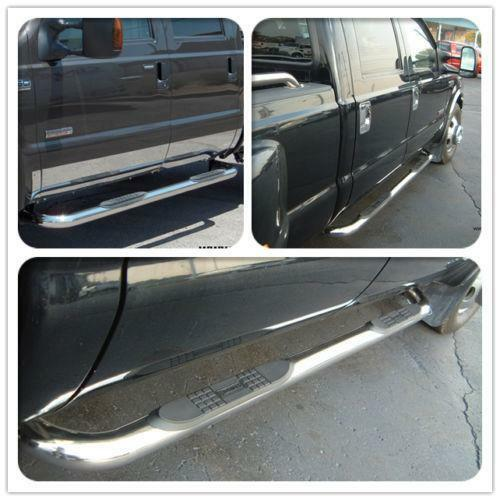 Ford Super Duty Side Steps