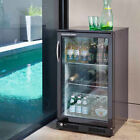 Glass Door 1 Bar Fridges