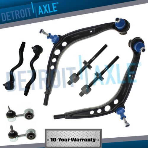 Brand NEW 8pc Complete Front Suspension Kit for BMW 318i 318ti 323i 325is Z3