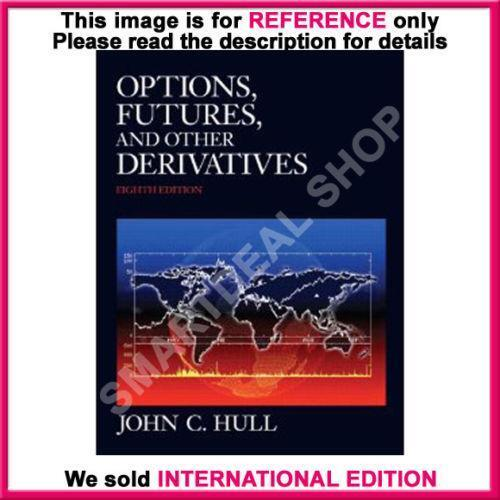 Options futures and other derivatives books ebay fandeluxe Image collections
