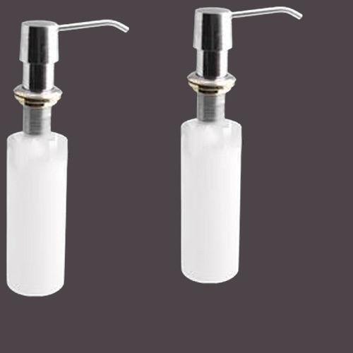 Sink Replacement Soap Dispenser Bottle Ebay