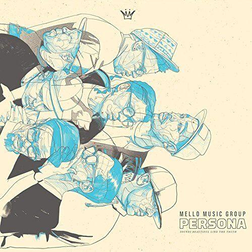 MELLO MUSIC GROUP - PERSONA [CD]