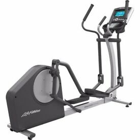 X1 Life Fitness Total body Elliptical Cross-Trainer