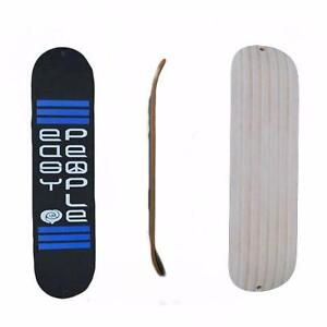 vEasy People Skateboards TSP2 Street Snow Water Combo Snowskate Mini Snowboard Skateboard Deck  Waterskate + Leash