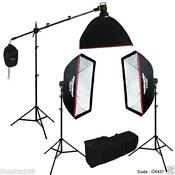 Photography Strobe Lighting Kit