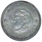1946 s Shilling Australia