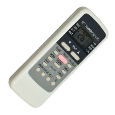 Universal For Frigidaire FRS093LS1 FRS093LW1 A/C Air Conditioner Remote Control