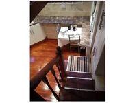 Double Mezzanine Studio To Rent Heyford Terrace, Vauxhall SW8 1XT