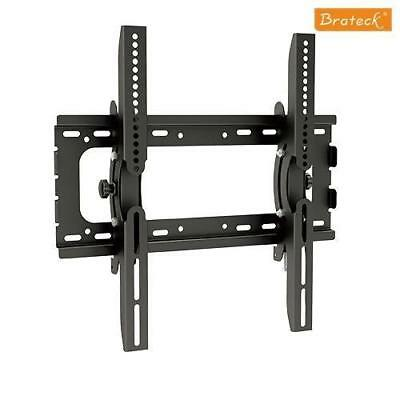 "Brateck Classic Heavy Duty 32""-55"" Tilting Curved & Flat Panel TV Wall Mount"