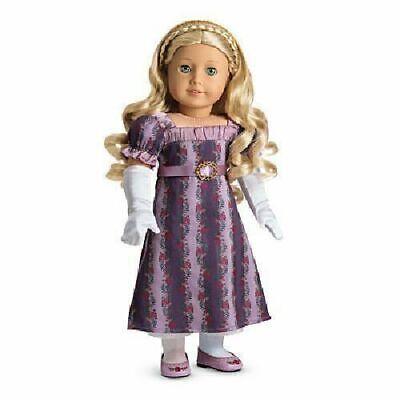 American Girl Doll Caroline Retired Holiday Gown Complete Set in Box New