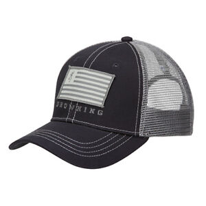 7abc0d553c3 Cap Patriot Slate gray Browning 308017691 Mens Hats for sale online ...