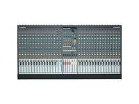 Allen & Heath 32Channel Sound Desk and stagebox