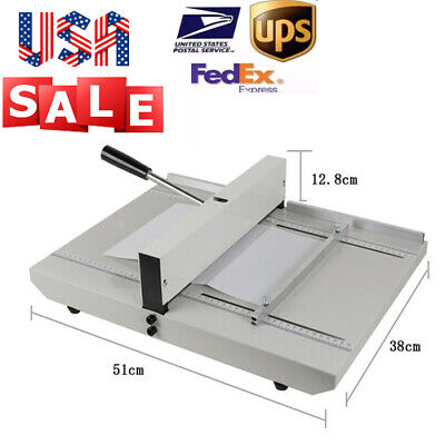 New 350mm A4 Size Creasing Scoring Machine Manual Paper Card Creaser Easy Use
