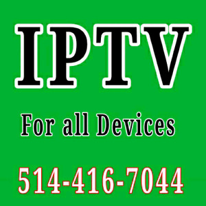 *@ Live Tv Channels / IPTV / Android Boxes / Apple tv / iPad in