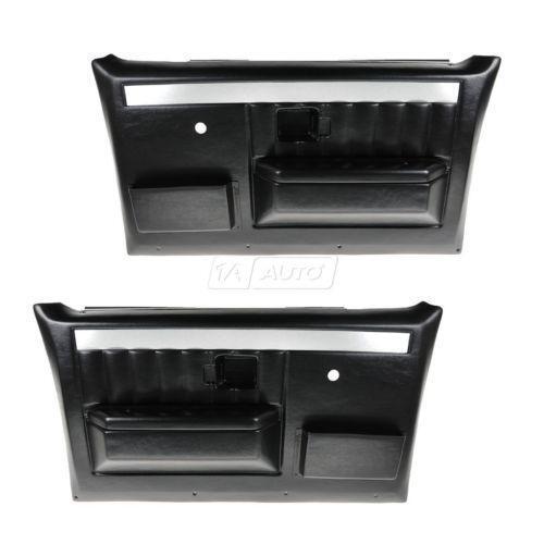 chevy truck door panels ebay. Black Bedroom Furniture Sets. Home Design Ideas