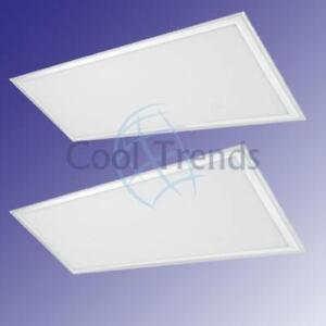 2 packages of Led Panel Light, 72W, 5000K, 2x4 (1213x603x10mm)