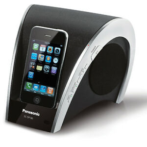 Base Ipod Panasonic dock model # SC-SP100