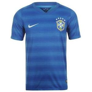 Brazil Away Shirts cd67288c4