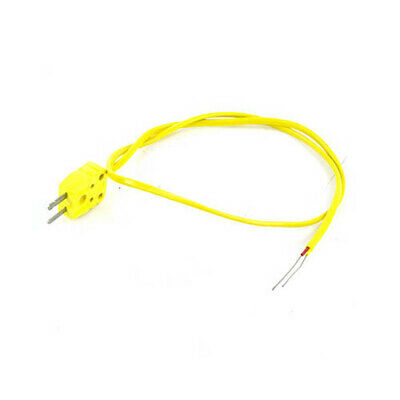 Pie 020-0210-k Type K Mini Thermocouple Plug With Thermocouple Wire