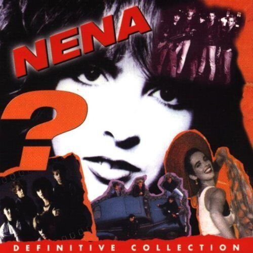 Nena - Cd - Definitive Collection-best Of The Best ...