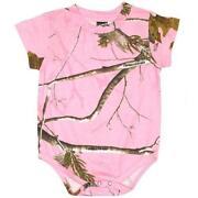 Pink Camo Onesie