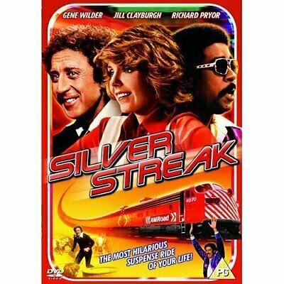 DVD Trans-Amerika-Express - Gene Wilder - Mit deutschem Originalton - NEU!!!