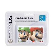 Mario Luigi DS