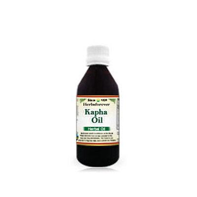 Kapha Oil  (For Massage & External use) (For Seasonal Cough) 120 ml (4 oz)