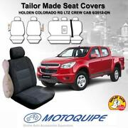 Holden Colorado Seat Covers