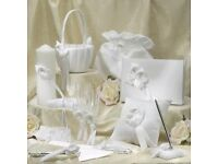 NEW The Calla Lily Wedding Collection Set by Beverly Clark