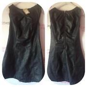River Island Leather Dress