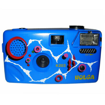 Holga K-203 Plastic 135 (35mm) Camera Original Noise Making 135 for Pets i