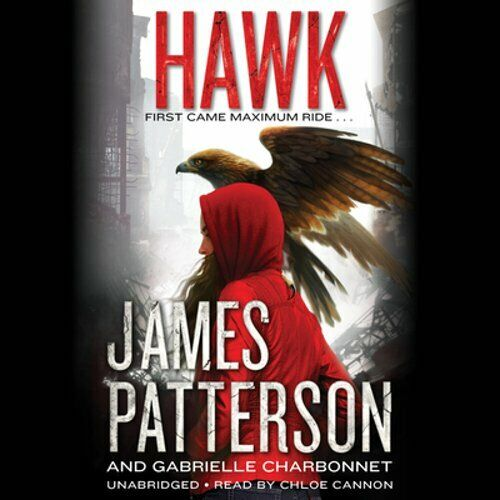 Hawk by James Patterson: New Audiobook