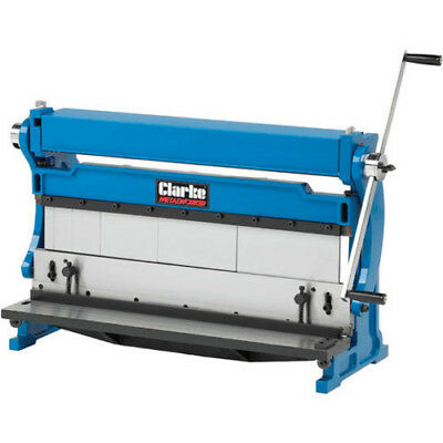 Clarke SBR760 3 In 1 Sheet Metal Machine (760mm)  (Ref: 6560030)