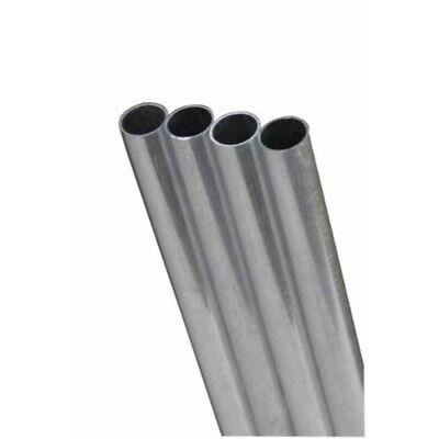 K S Precision Metals 8106 14 X 12 Aluminium Tube