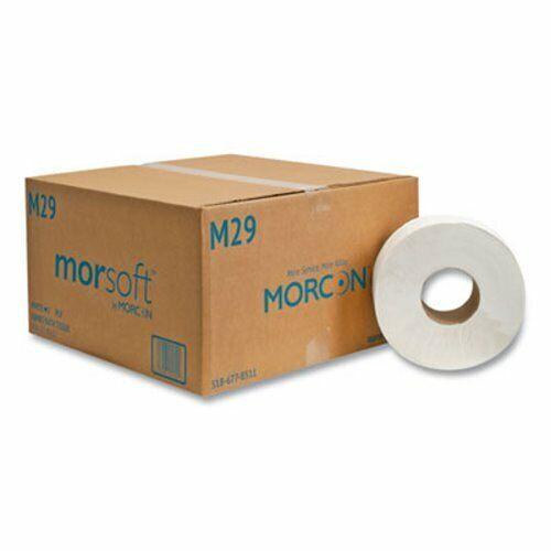 Morcon Millennium 2-Ply Jumbo Jr. Toilet Paper, 12 Rolls (MOR29)