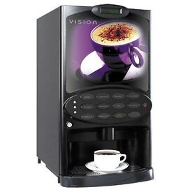 Coffee vending machine, ideal for cafe, bar, office etc