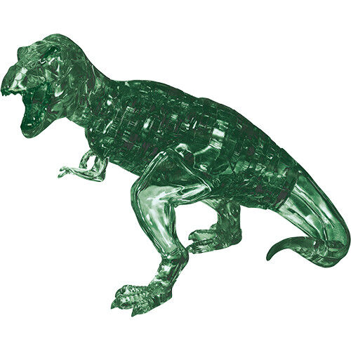 Neu Crystal Puzzle -T-Rex Dino 3D Puzzles Kristallpuzzle Kristall Puzzle!162