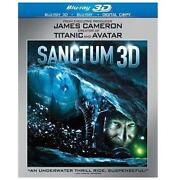 3D Blu Ray Movies Sanctum